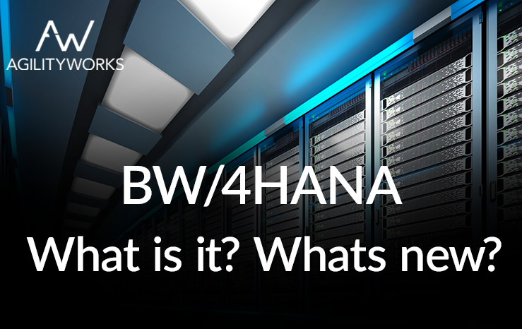 BW/4HANA find out what is new