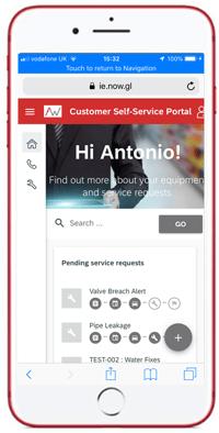 Fig3a Mobile Customer Portal