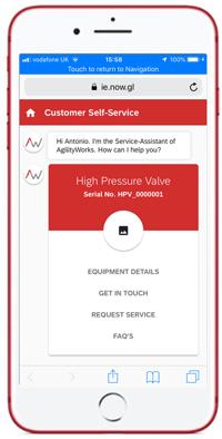 Fig3b Mobile Customer Portal